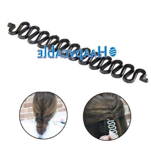 new 2 pcs women accessories hair clip