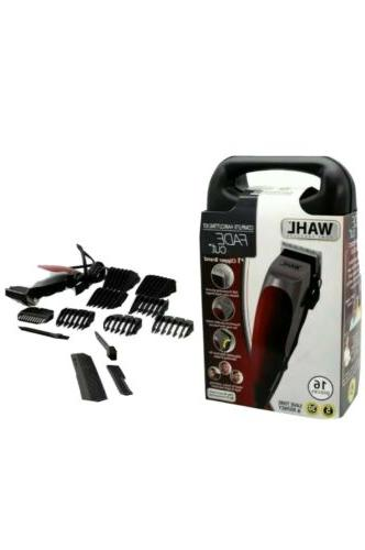 New Wahl Hair clippers 16pc. Set Home set