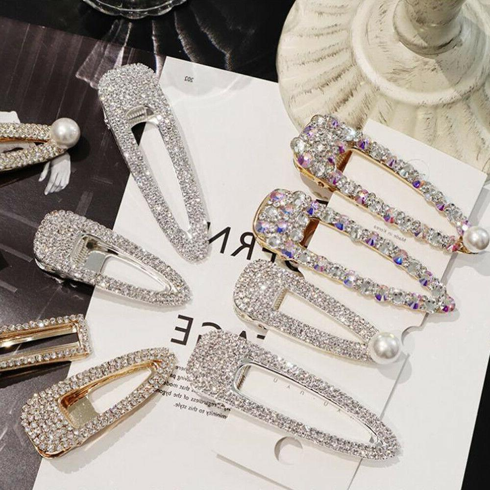 New Fashion Girls Hair Hairpin Bobby Accessories