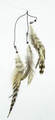 New Feather Headband Hair NWT