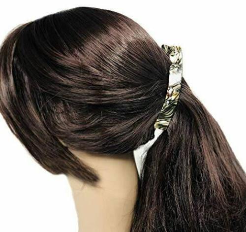 French 4 Inch Celluloid Banana Hair