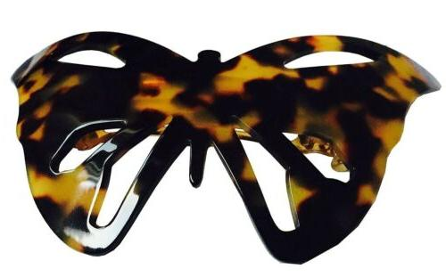 French Amie Paris Butterfly Tokyo Large Hair Clip