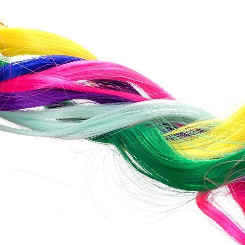 SWACC 22 Party in Hair Hair Streak Hairpieces