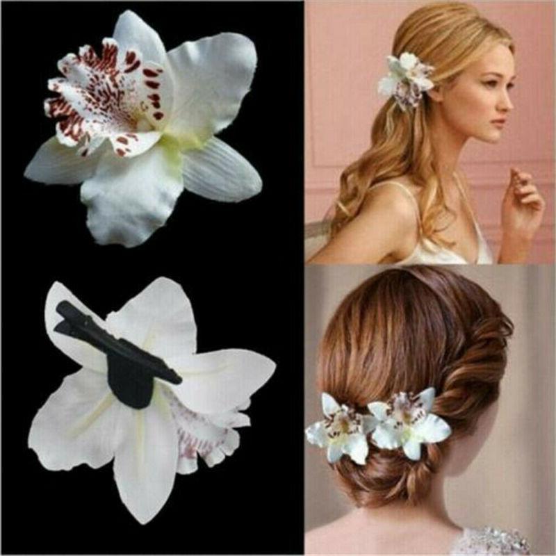 Pearl Pins Bridesmaid Side Comb Wedding Bridal Jewelry