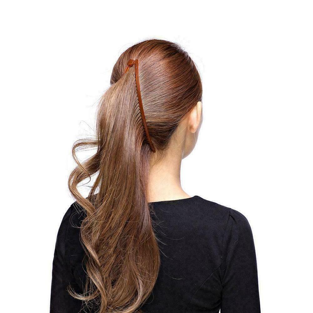 Plain Comb Clips Grips Fashion Hai Liu Accesso
