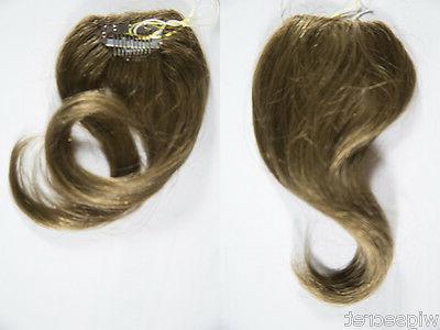 premium quality straight human hair 8 in