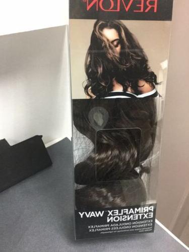 primaflex wavy 18 hd clip in hair