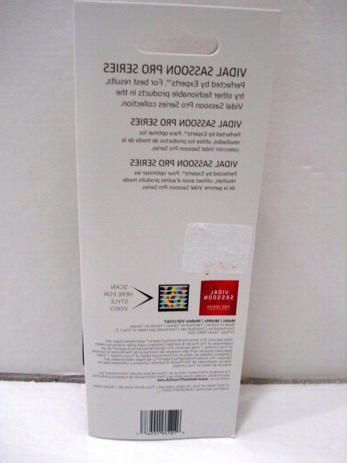 Vidal Sassoon Clip & Dual Use Brown Size