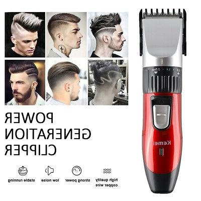 professional electric hair clipper adjustable length size