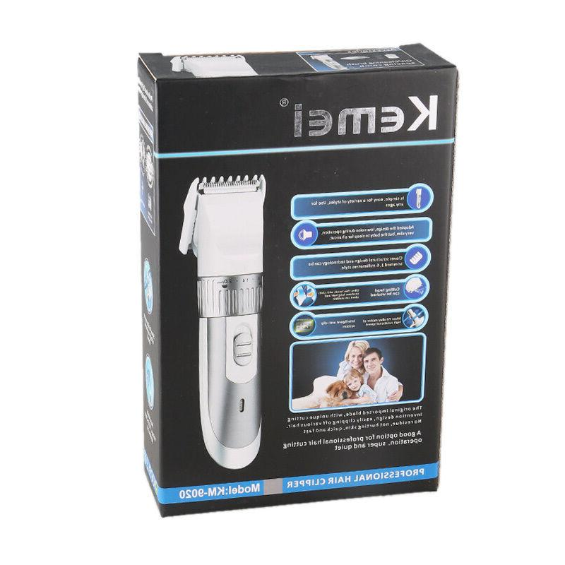Professional Clipper Trimmer Titanium Blade KEMEI KM-9020
