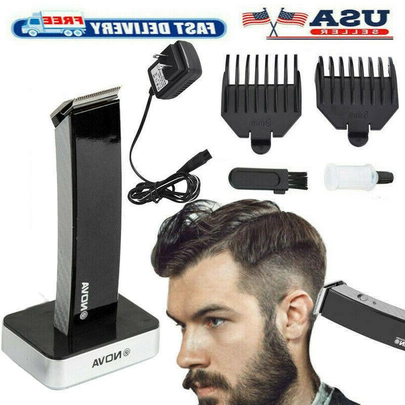 us electric trimmer men hair clipper cutter
