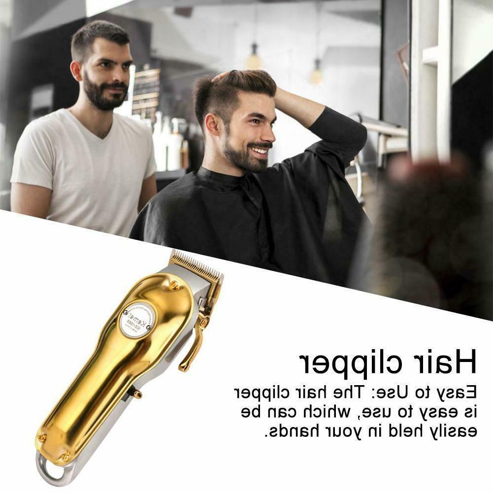 Professional High Barber Clipper Kit