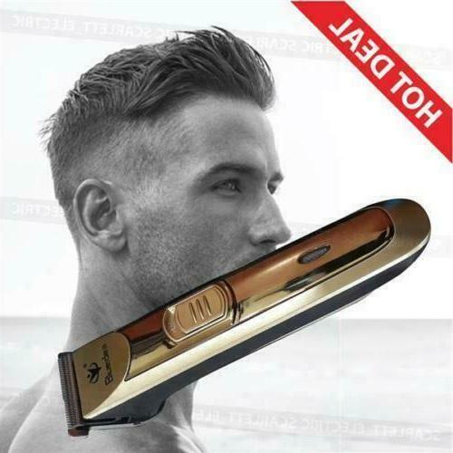 Professional Rechargeable trimmer Grooming