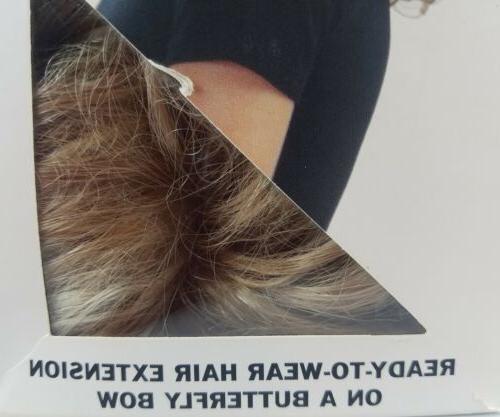 Revlon Quick Ponytail Hair Bow - Lighter