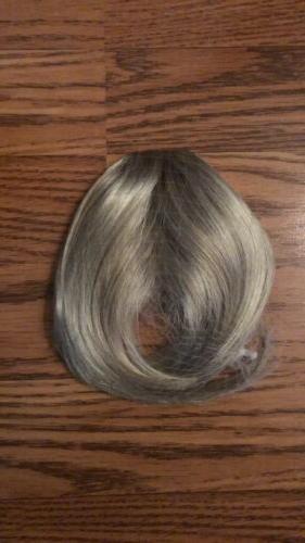Revlon Readyto Wear Hair Clip-Lok Bangs Dark
