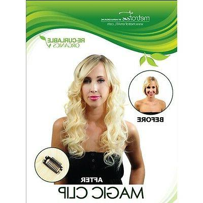 """Recurlable Synthetic Hair ON 7 pc - 22"""""""
