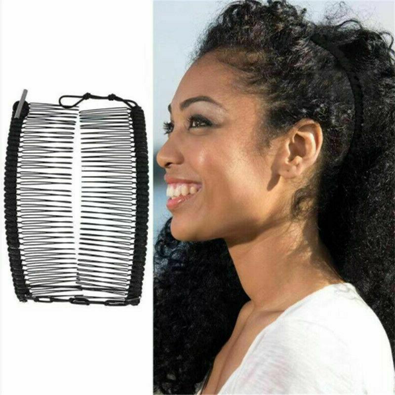 Vintage Hair Magic Comb Accessories Hairpins