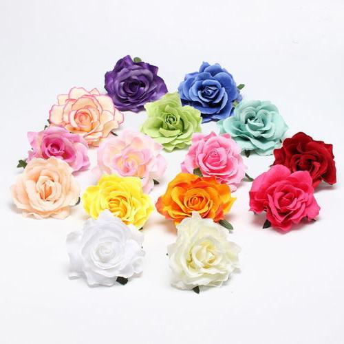 Rose Flower Hairpin Bridesmaid