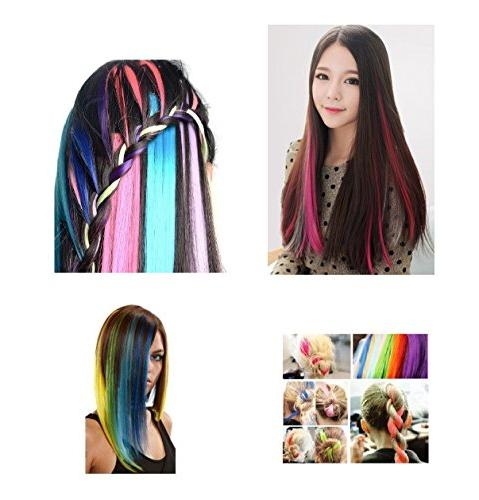 Beaute Galleria Bundle 11pcs Single Color Straight Party In Cosplay Comic Con Costume