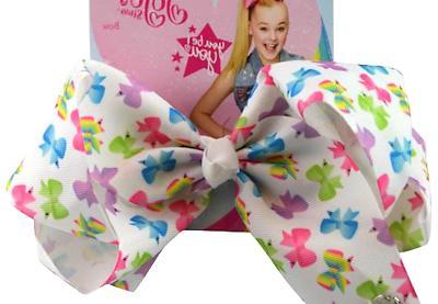 siwa cheer hair bow