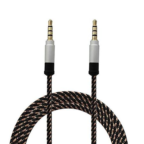 Lefthigh Auxiliary Cable, New Male to Male Car Audio