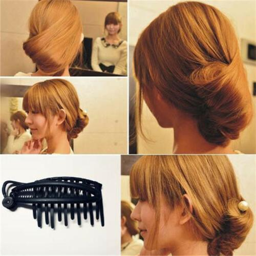 women plastic hair clip claws clamp accessory