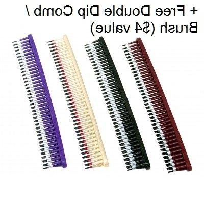 Lady Super Hair Clips 2 Packs Pin Curl note: is NON-RETURNABLE to & FREE Dip Brush
