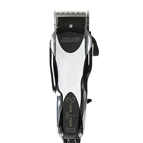 Wahl Taper II Hair #8470-500 – Clipper Motor Includes 8 Attachment Combs