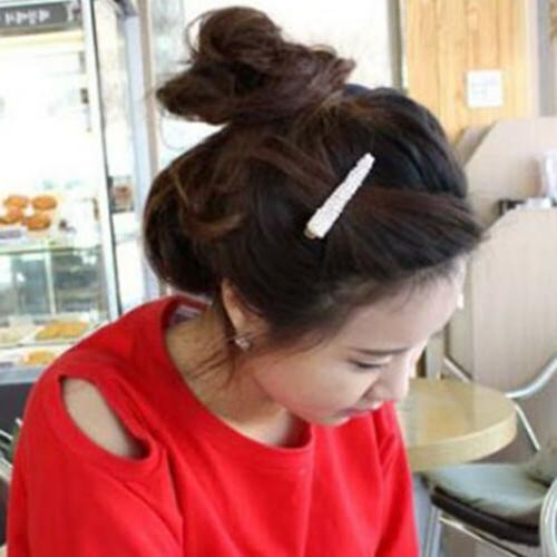 Hair Barrette Clips Barrettes Vintage