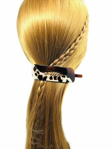 Large No Hair Clip Barrette for Hair