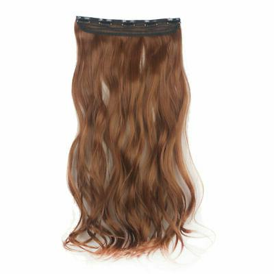 3/4 Full In Hair Straight Extentions Xmas