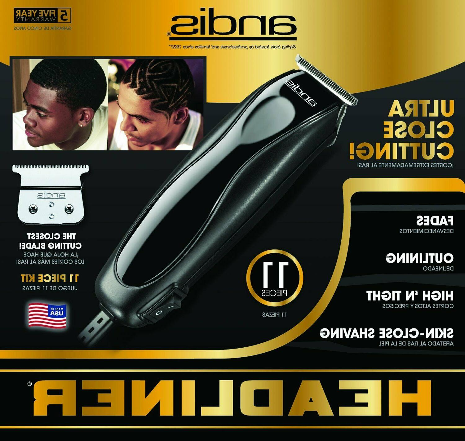 Andis Professional Trimmer Cut Clippers Grooming