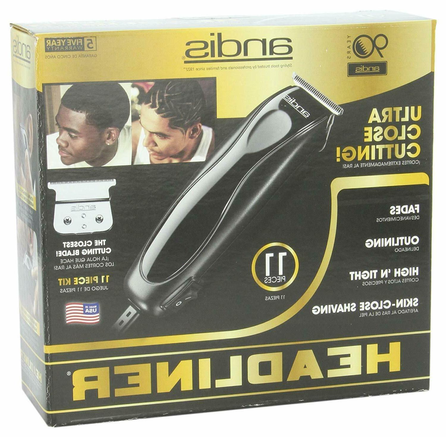 Andis Trimmer Barber Cut Clippers