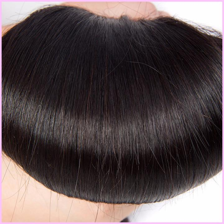 Thick Double Weft In Hair highlight US