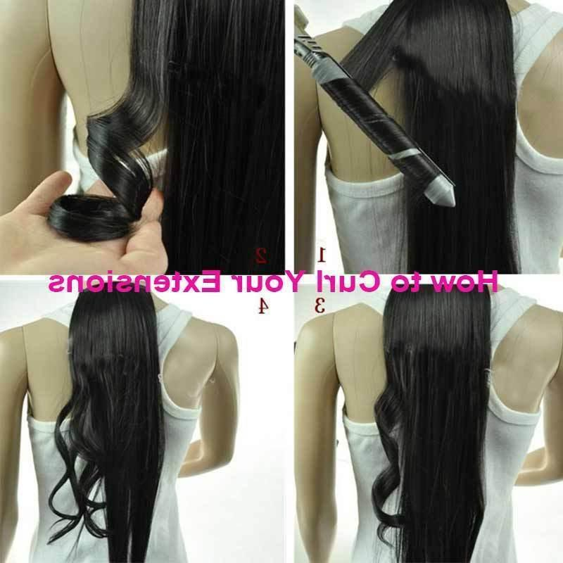 Thick Weft In Remy Human Hair Full Head highlight US