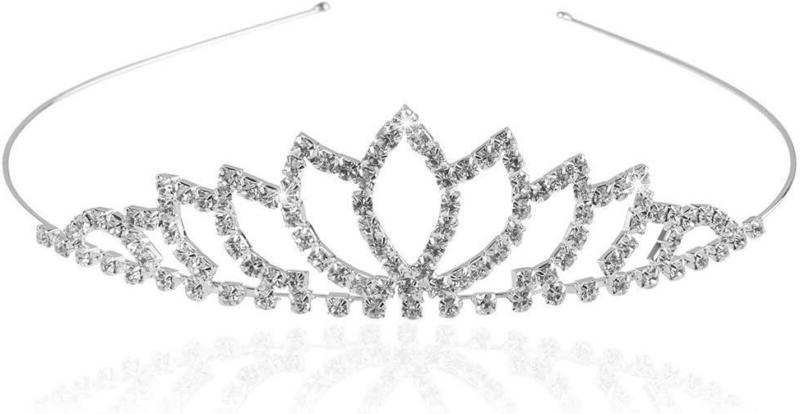TIARA Hairband Hair Loop Wedding Prom Bridal PIXNOR
