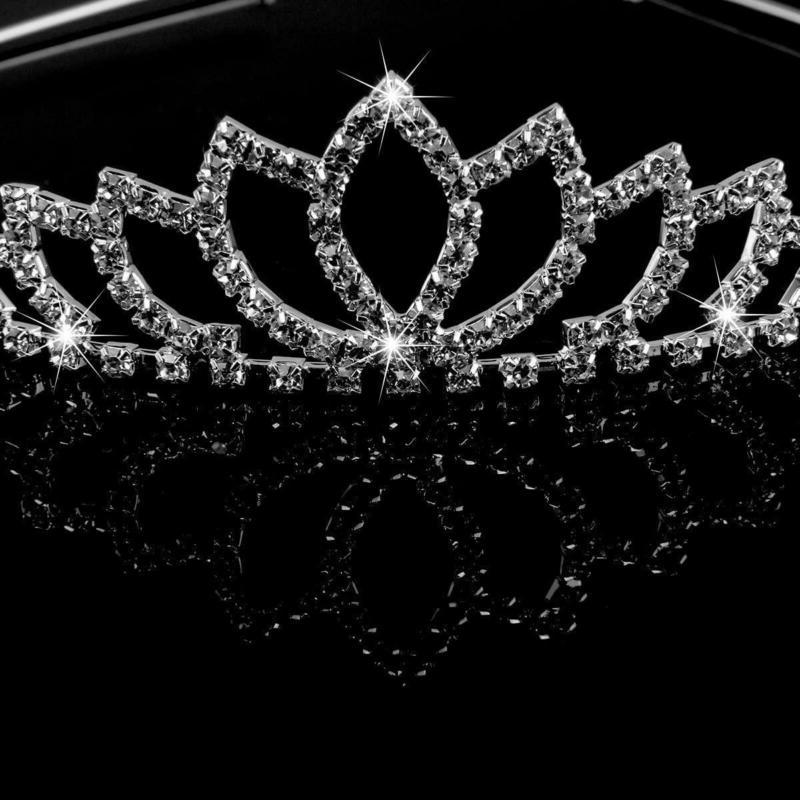 TIARA Headband Hairband Hair Clip Wedding