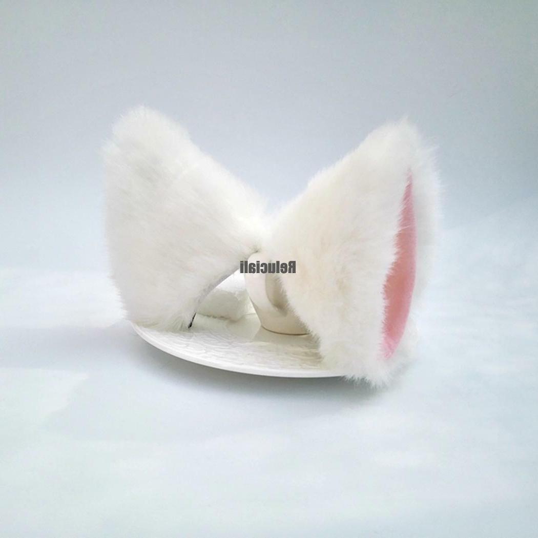 Unisex Cat Fox Clip Costume Hair