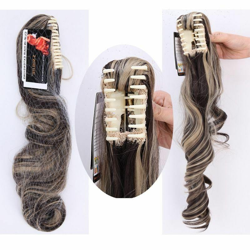 US New In Hair Extension Around