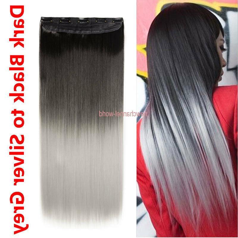 US Natural Hair Full Head as