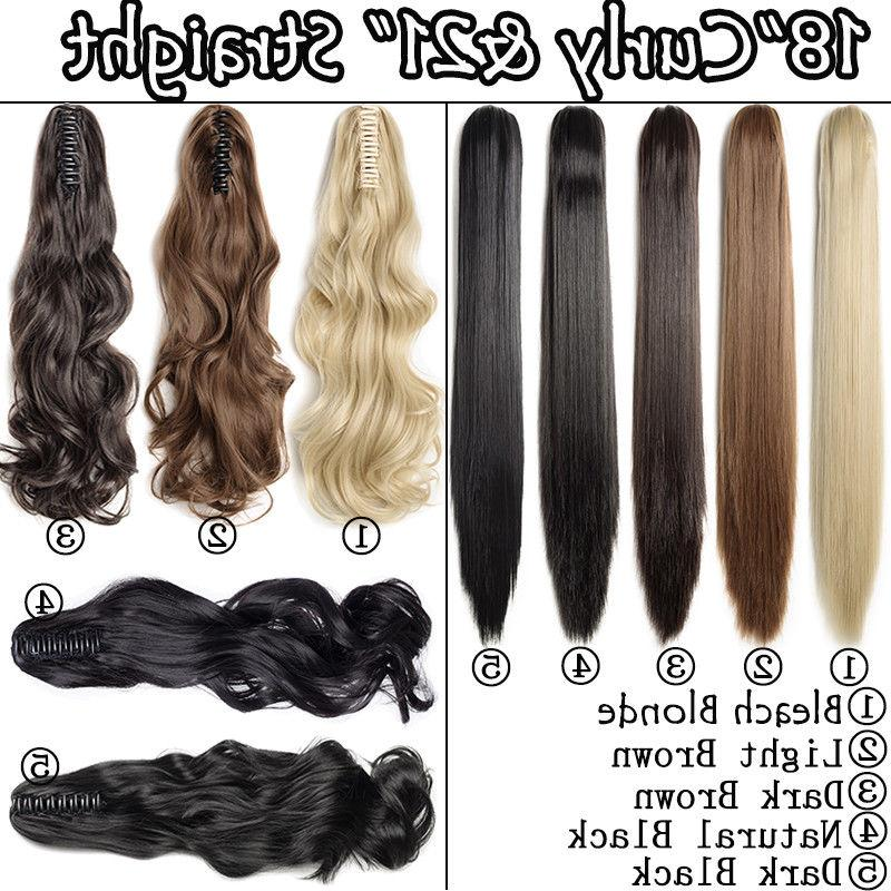US In Extensions Tail Synthetic Hair Buy1Get10%