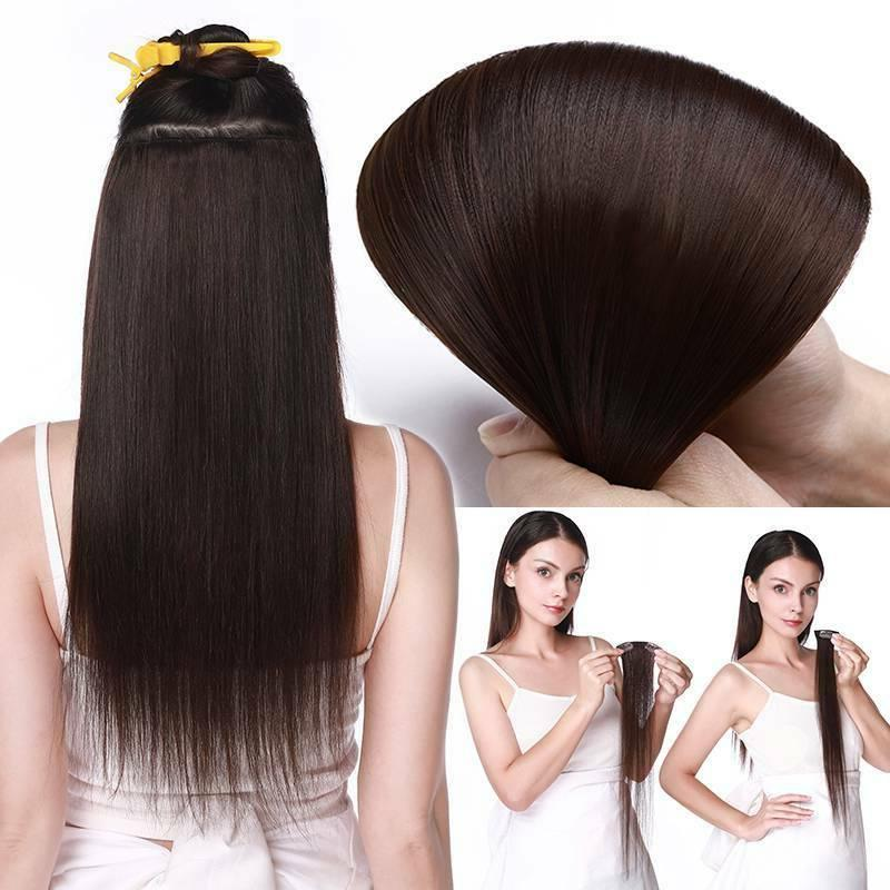 US In Hair Extensions Full Head Natural As