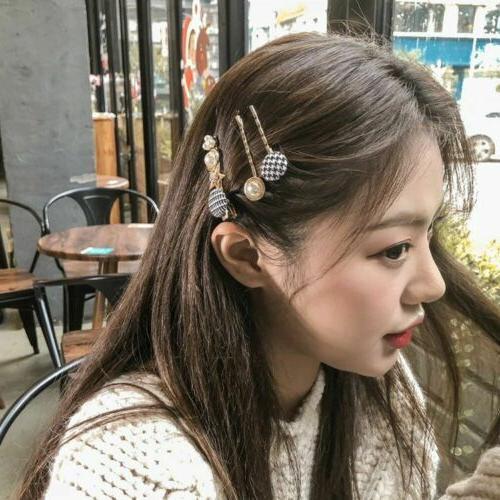 Pearl Hair 2019 Fashion Women Handmade Accessories