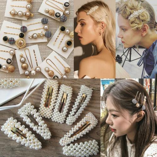 USA Fashion Clip Comb Pin Hairpin