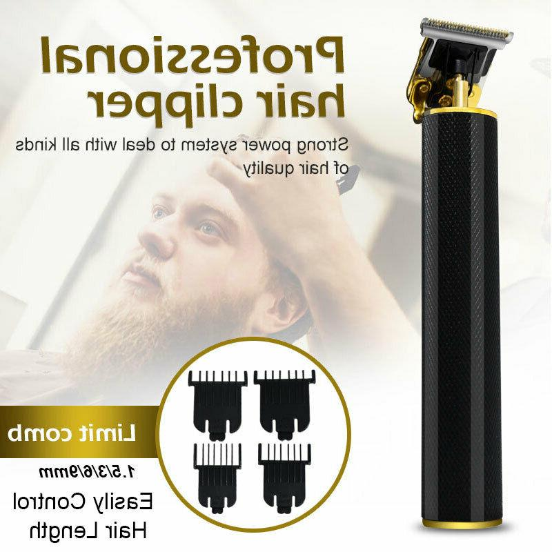 USA STOCK NEW PRO T-OUTLINER TRIMMER HAIR CLIPPER 1-5 Delivery