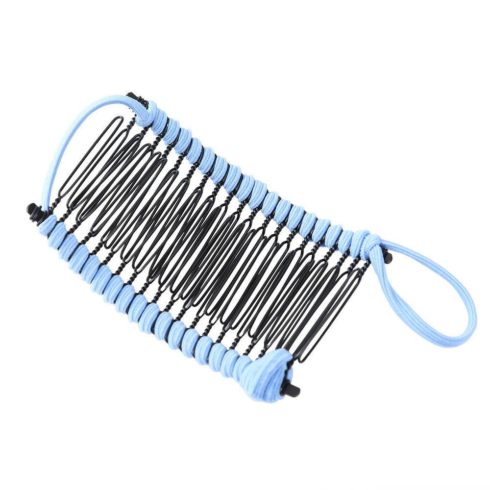 Vintage Double Comb Hair Accessory Stretchable
