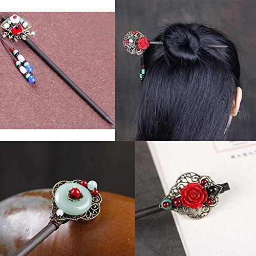 Vintage Hair Accessories Hair Gift for Ladies,