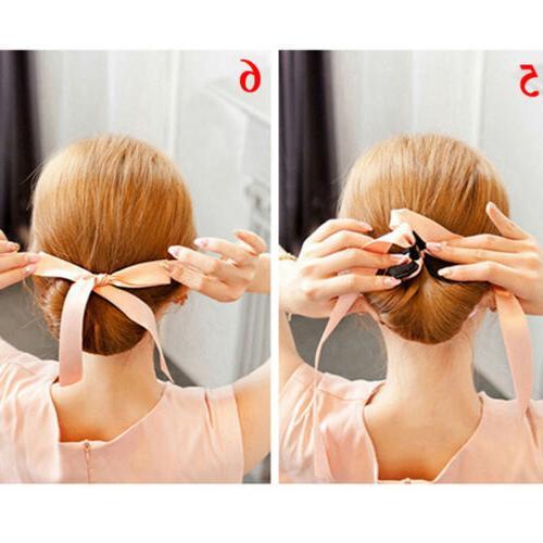 Volume Hair Clip Bump It Up Bouffant Hair Bun Hair Accessory