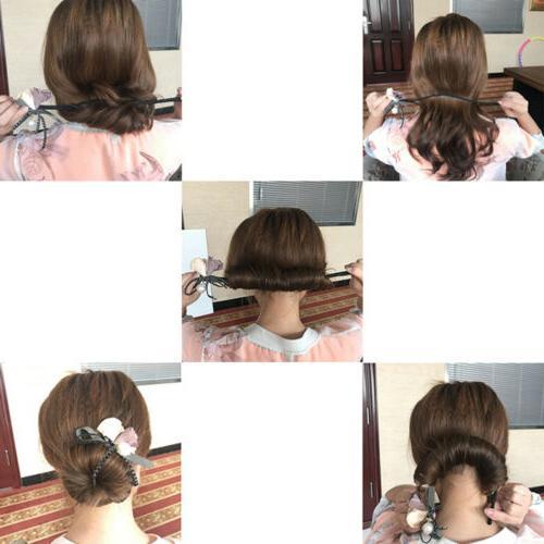 Volume Inserts Hair Bump Hair Comb Hair