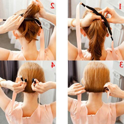 Volume Inserts Hair Bump It Up Bouffant Hair Hair Accessory